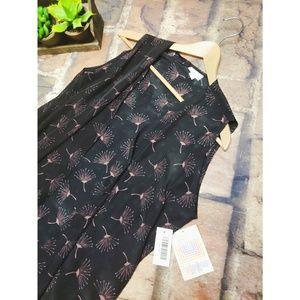 🎉NWT Lularoe Joy Dandelion Long Vest Cardigan🎉